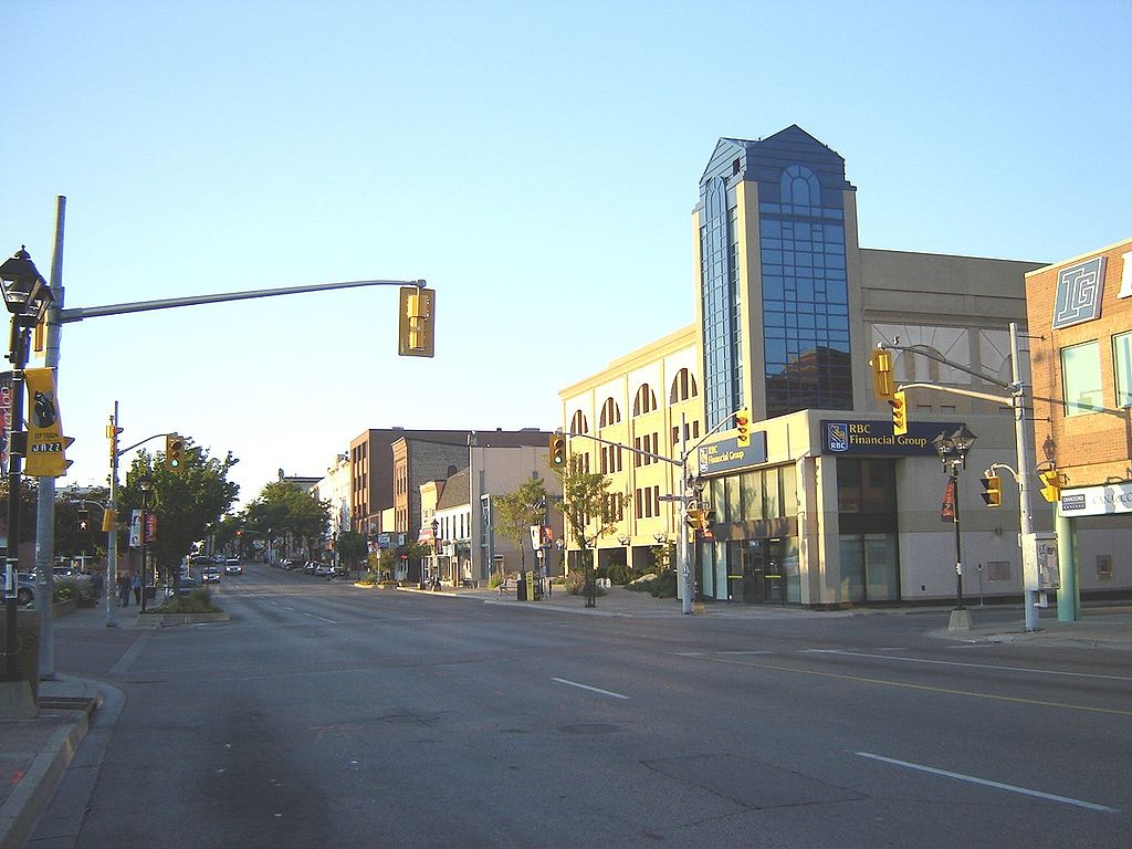 Waterloo in Ontario - Canada