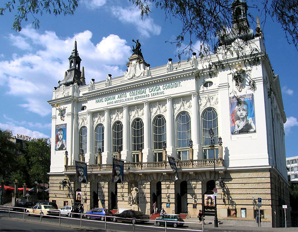Theater des Westens a Berlino - Germania