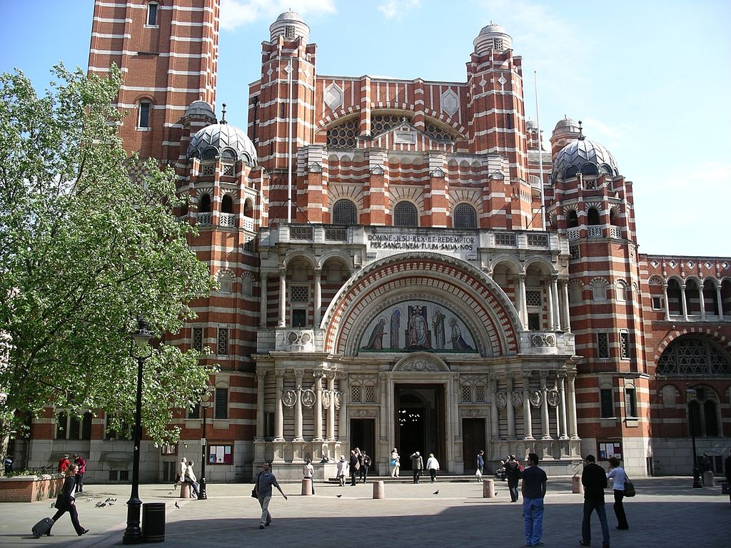 Westminster Cathedral Londra - Regno Unito