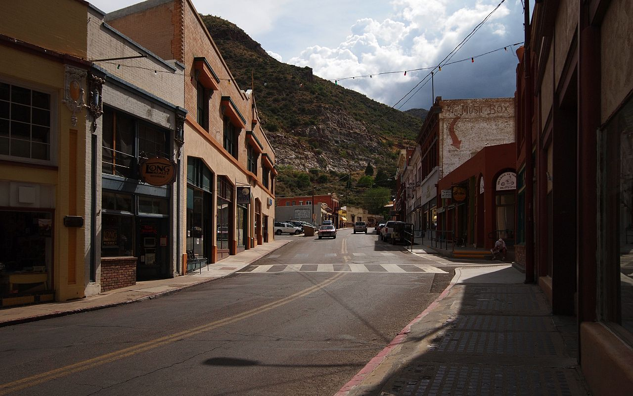 Bisbee in Arizona- USA